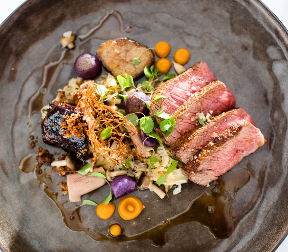 Moorland View guests have 15% off food and drink at Bovey Castle