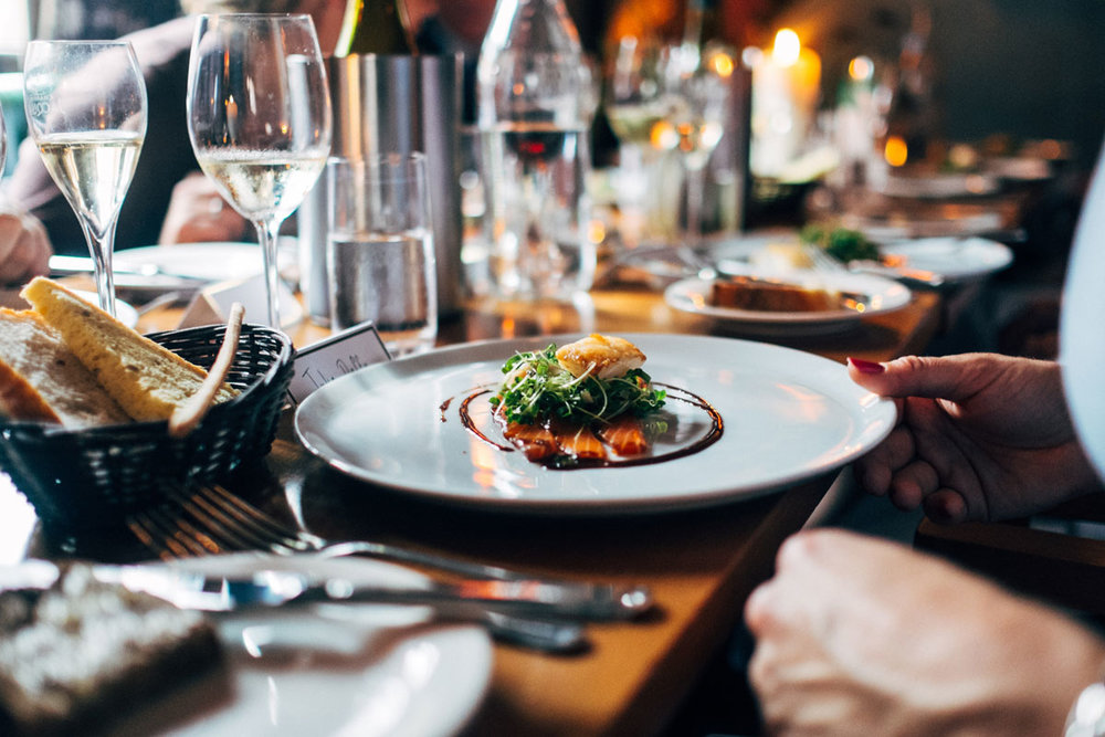 WORLD-CLASS DINING - We have some of England's best restaurants our doorstep, including Bovey Castle, where Moorland View guests have 15% off, Gidleigh Park and Michelin-starred The Elephant.