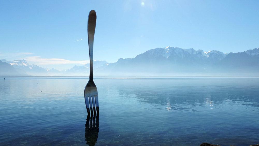 Designed in Switzerland -