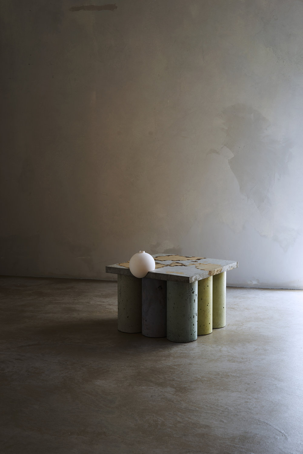 A part - Pettersen Hein - Concrete Table