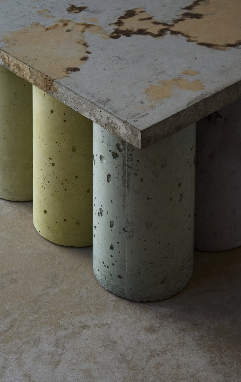 A part - Pettersen Hein - Concrete Table
