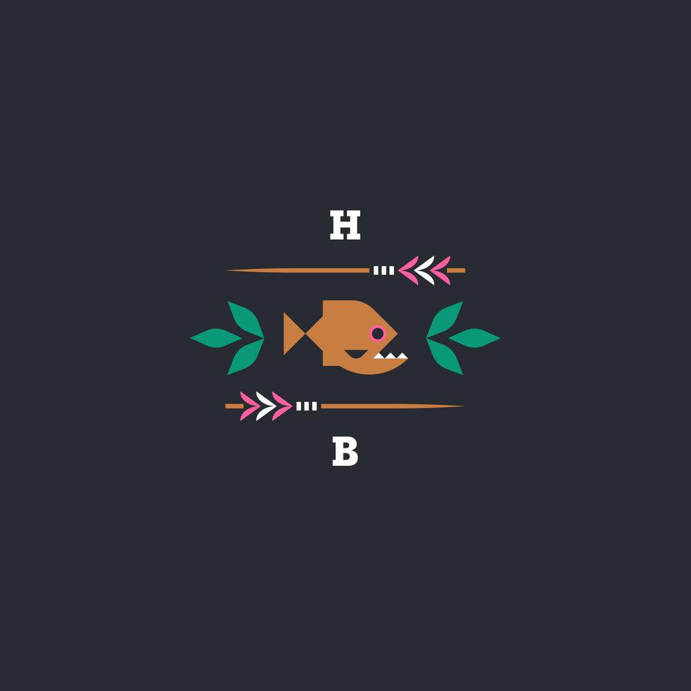 Howler Bros. Piranha & Arrows