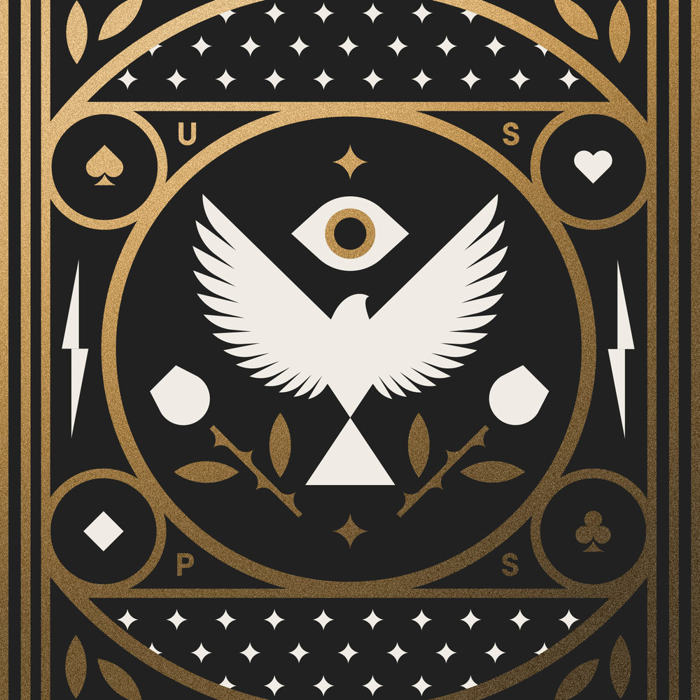 The Art of Magic All-Seeing Dove