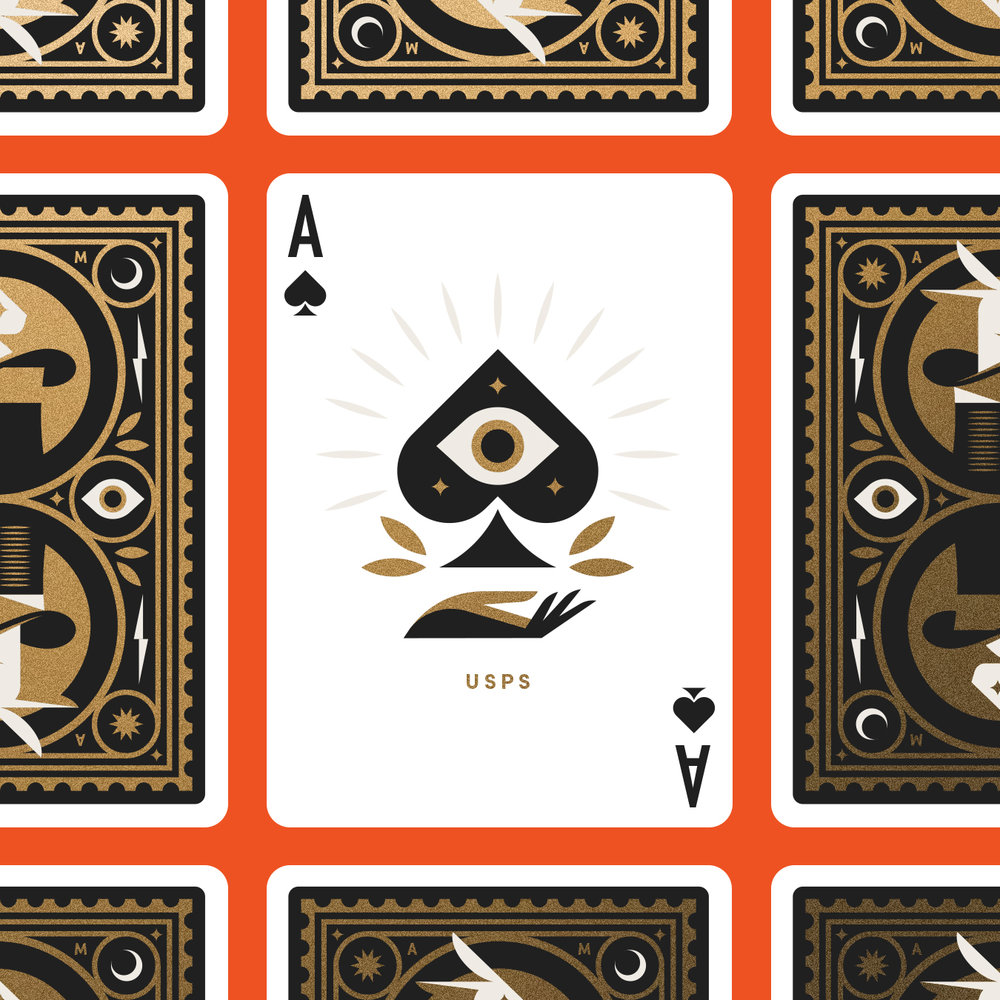 The Art of Magic Ace of Spades