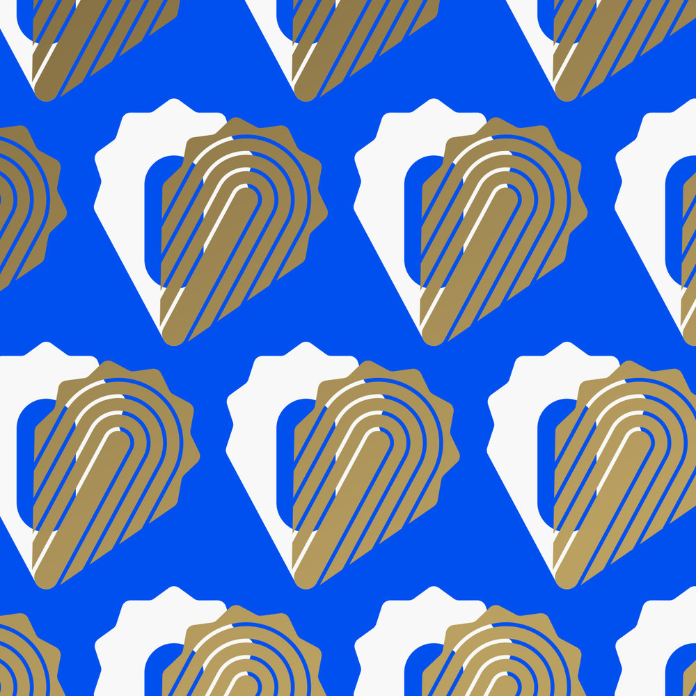 Chubby Fish Oyster Pattern