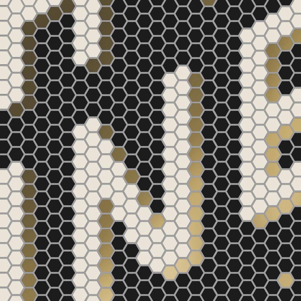 Caviar & Bananas Yay Wine Tile Detail