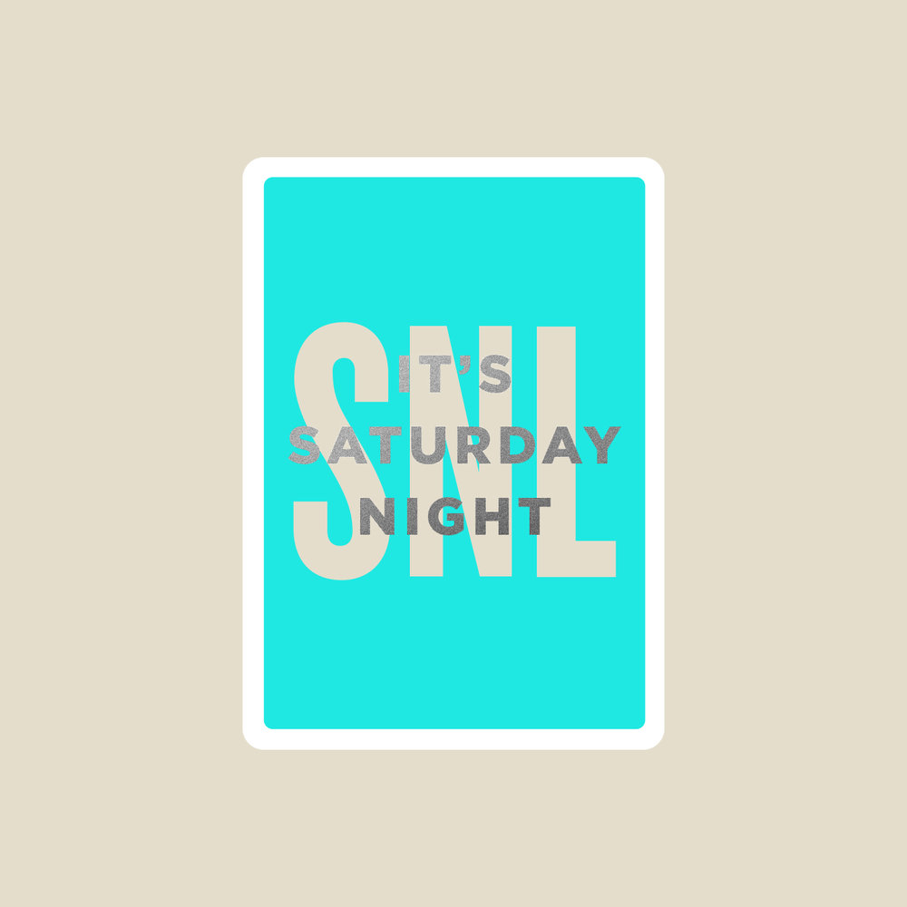 SNL It's Saturday Night