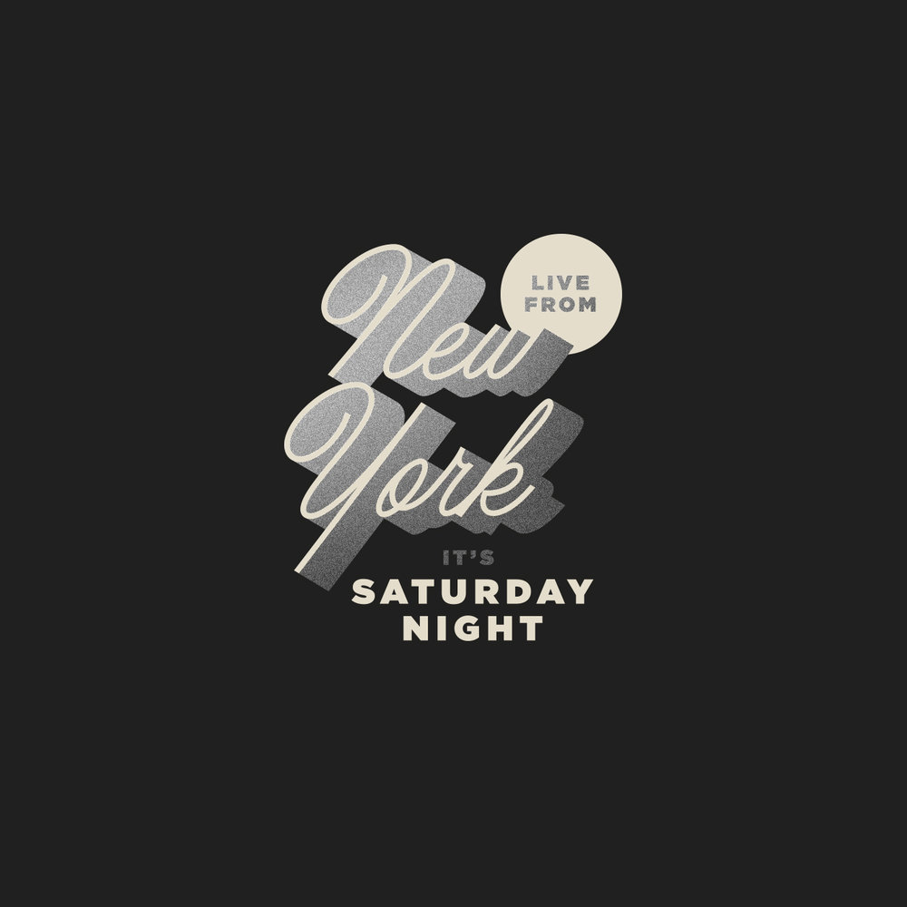 SNL Live From New York Logo