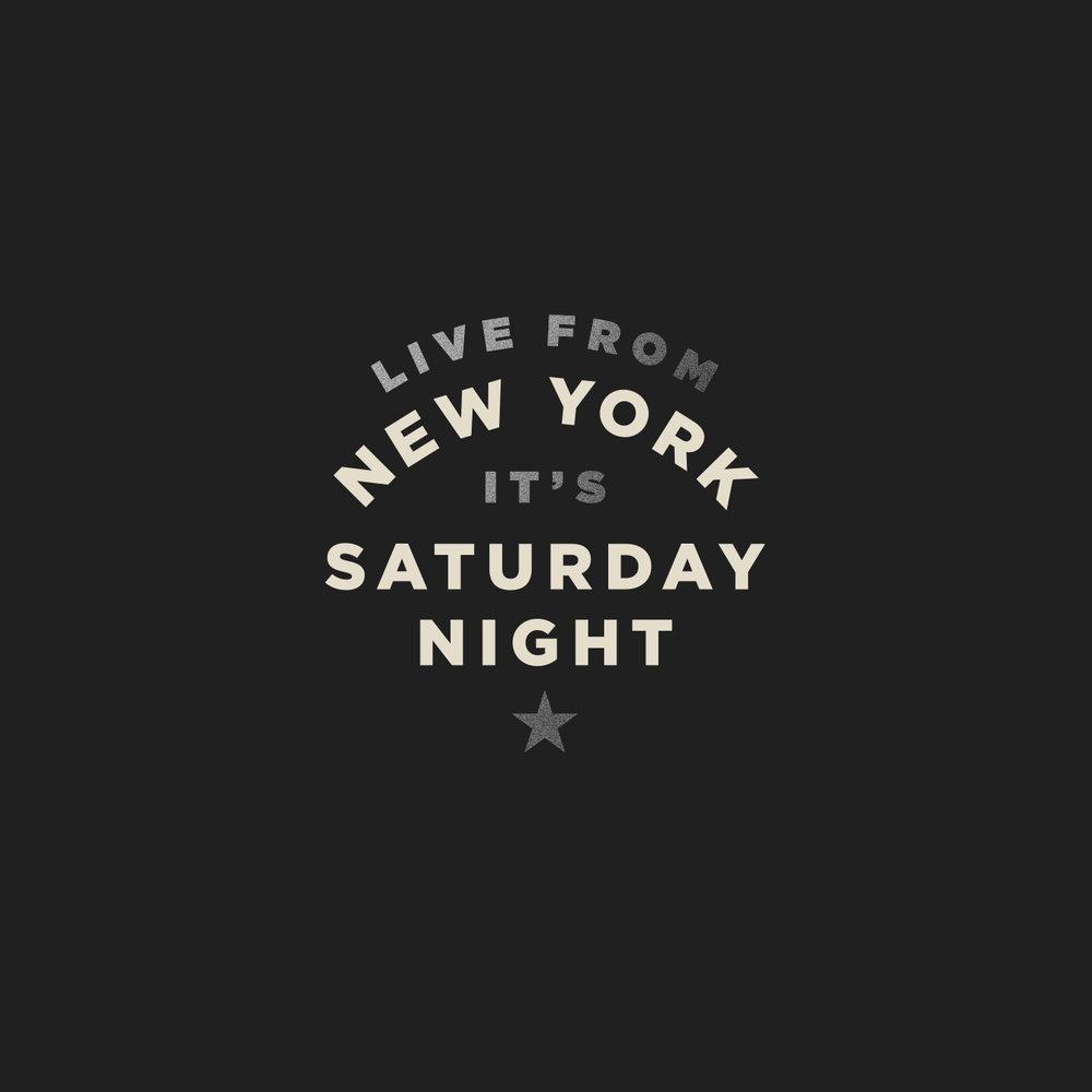 SNL Live From New York Logo 2