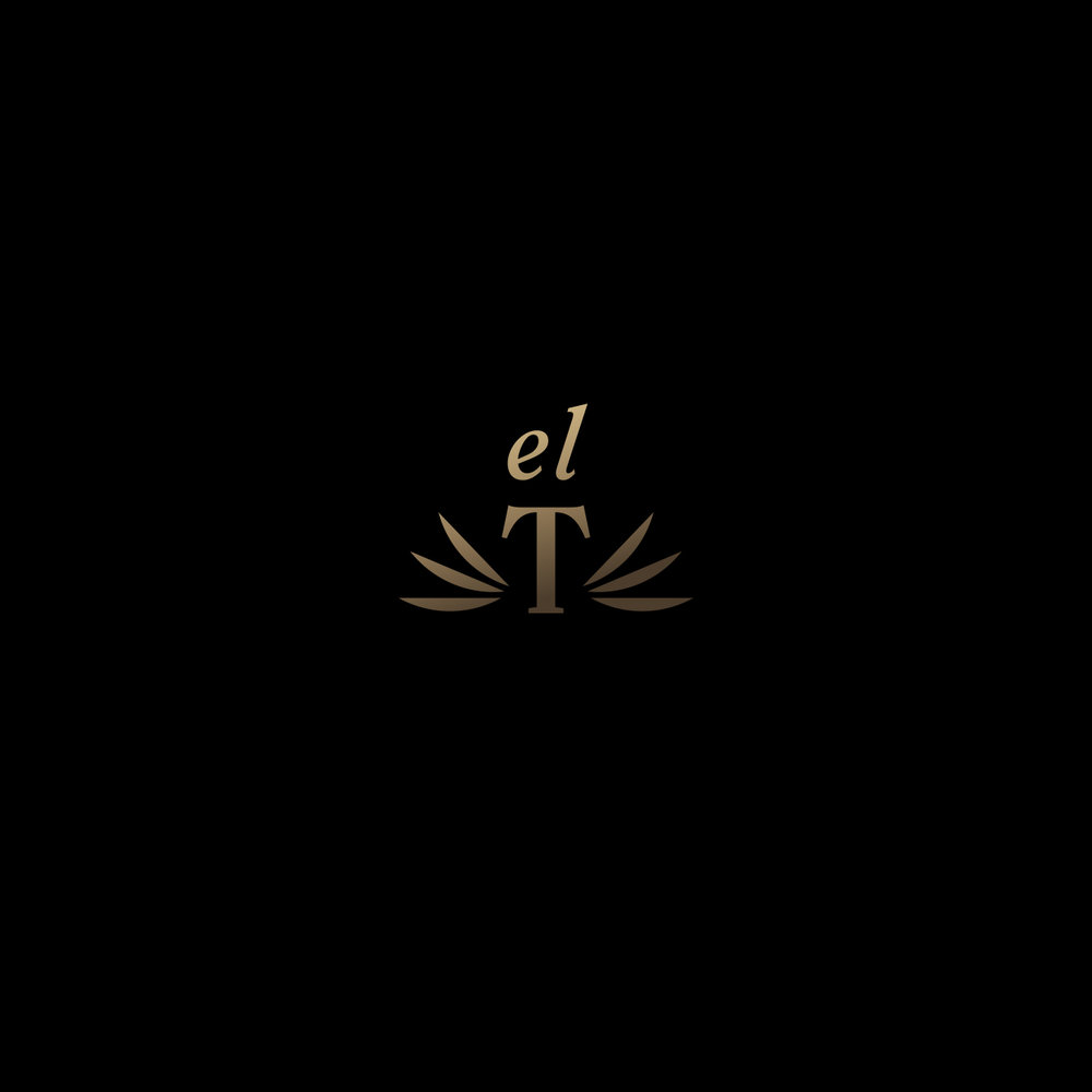 El Thrifty Restaurant El T Logo