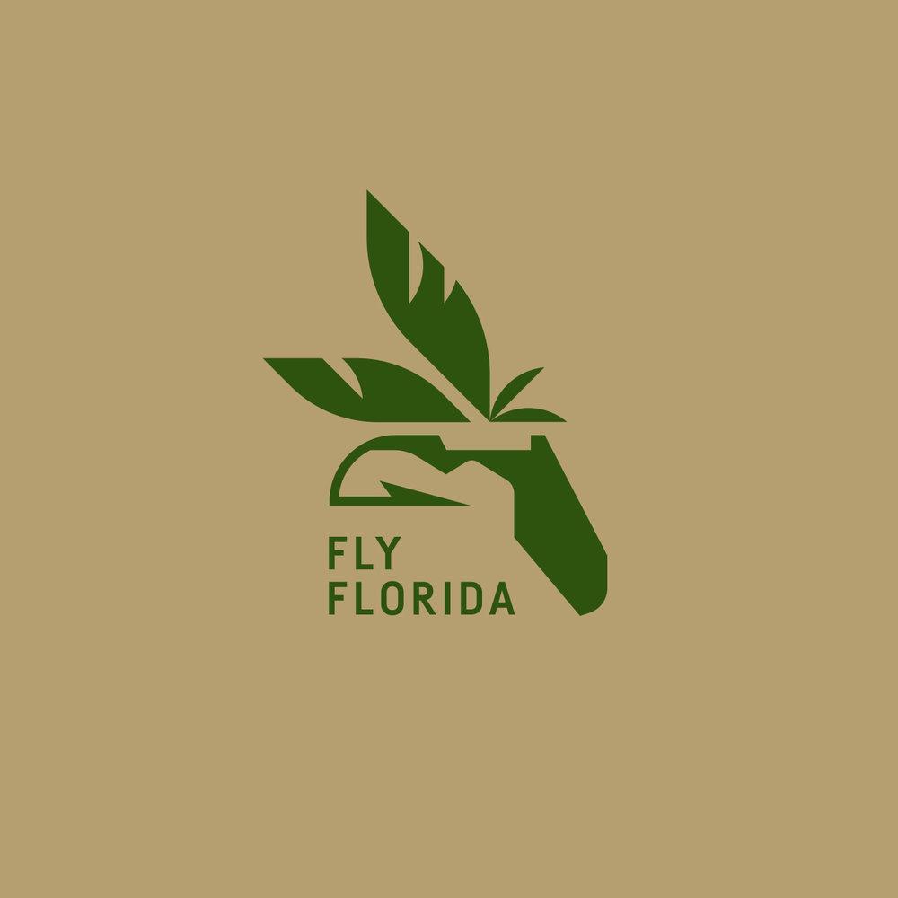 239 Flies Fly Florida Logo