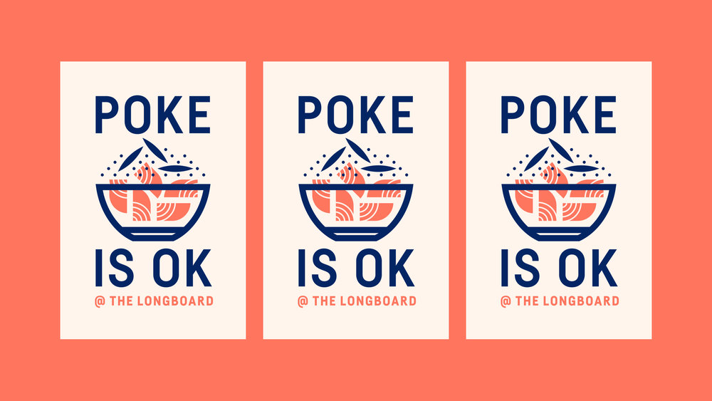 The Longboard Poké is OK