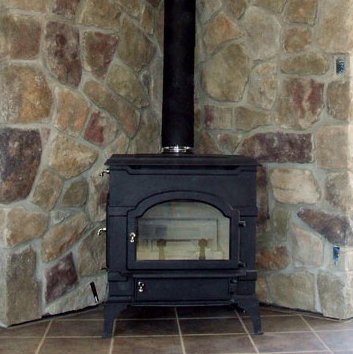 Stone & Fireplace Installation Image