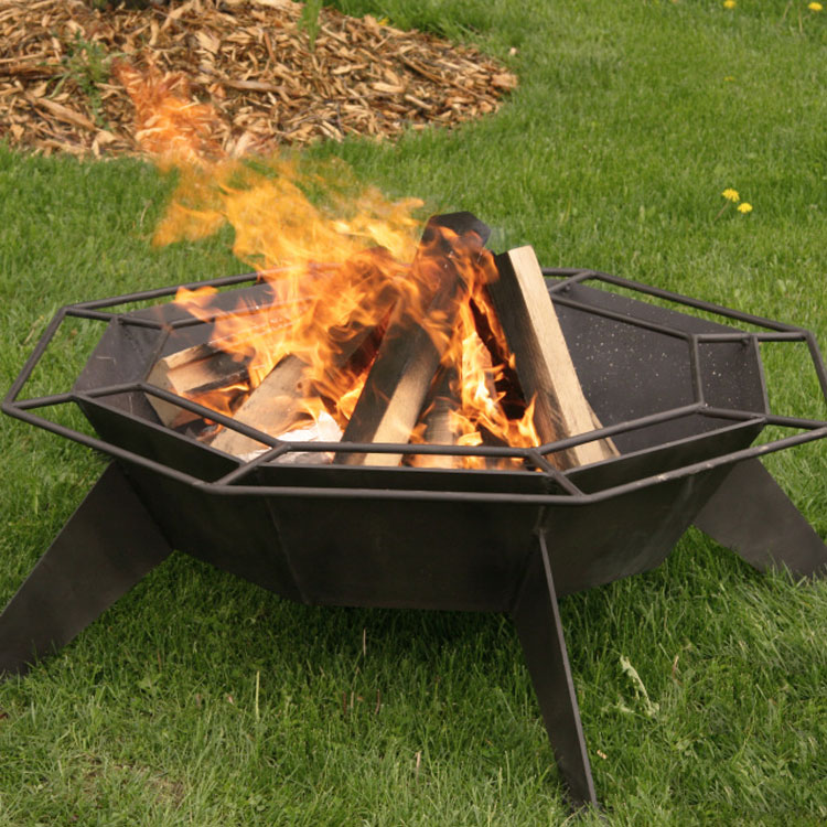 Iron Embers Fire Pit
