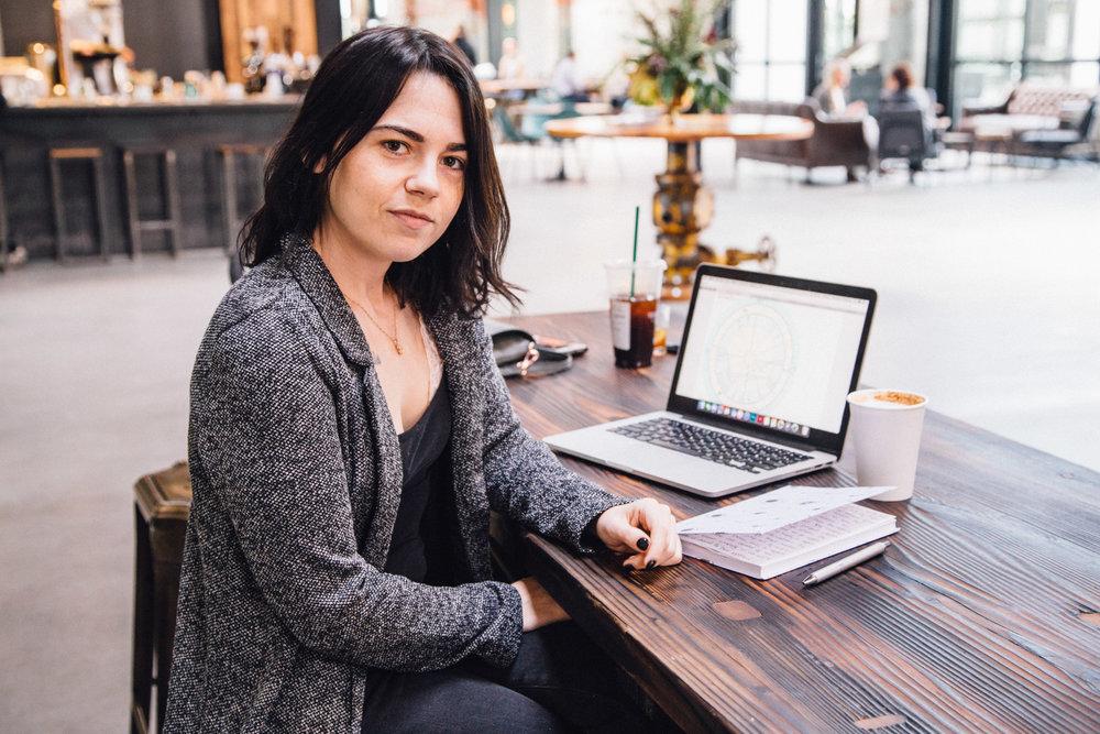 Meet Tiffani Purdy - Your Personal Astro Life + Biz Strategist