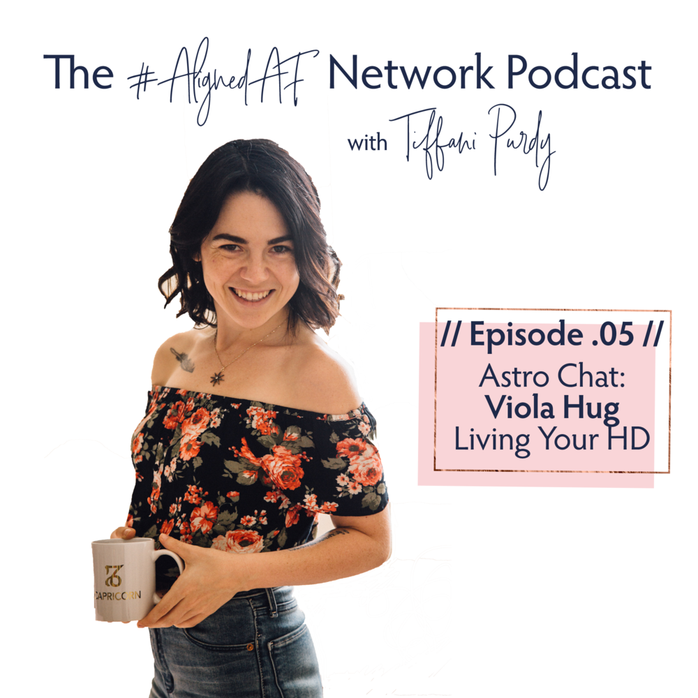 Viola Hug is the host of the  Abundant Babes Podcast and is a total visionary. I love her to pieces + am so excited to have her on the show!  This casual chat gives you some real world context to all of the Human Design speak you've been hearing thrown around these days. Viola is a 4/6 Manifestor - with the  same Incarnation Cross as me!   We talk about how we use our Designs in our daily lives, in our businesses, and in our personal relationships to live more fulfilled, easy, joyful experiences.