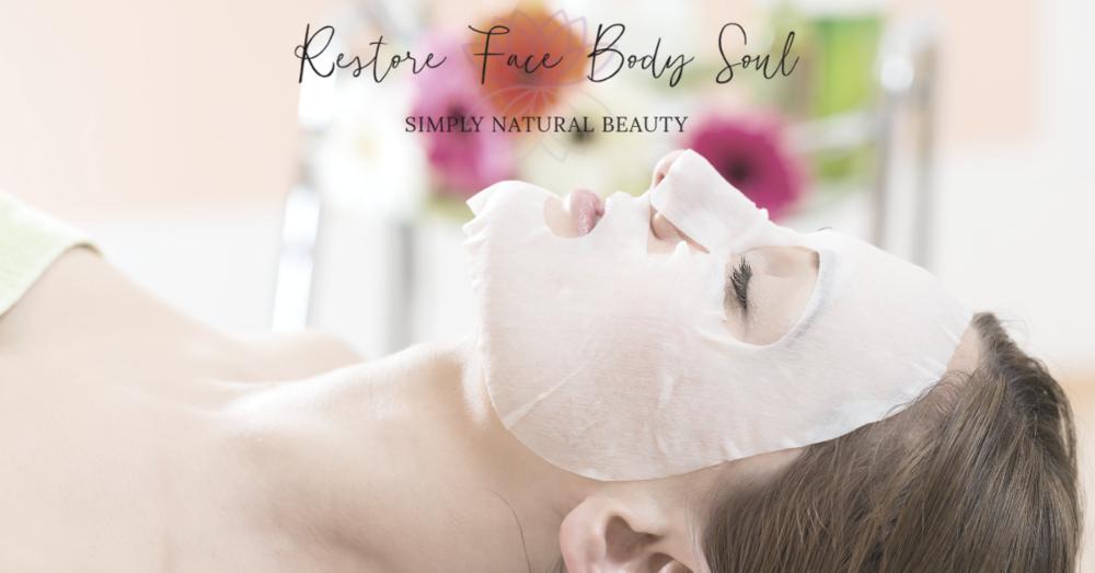 Restore Signature Facial - + free CoQ10 Rejuvenating Mask 60 minutes | $65