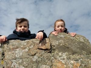 Glorious Galloway coastline family fun rock climbing.jpg