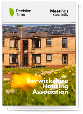 Berwickshire Housing AssociationCase Study  -