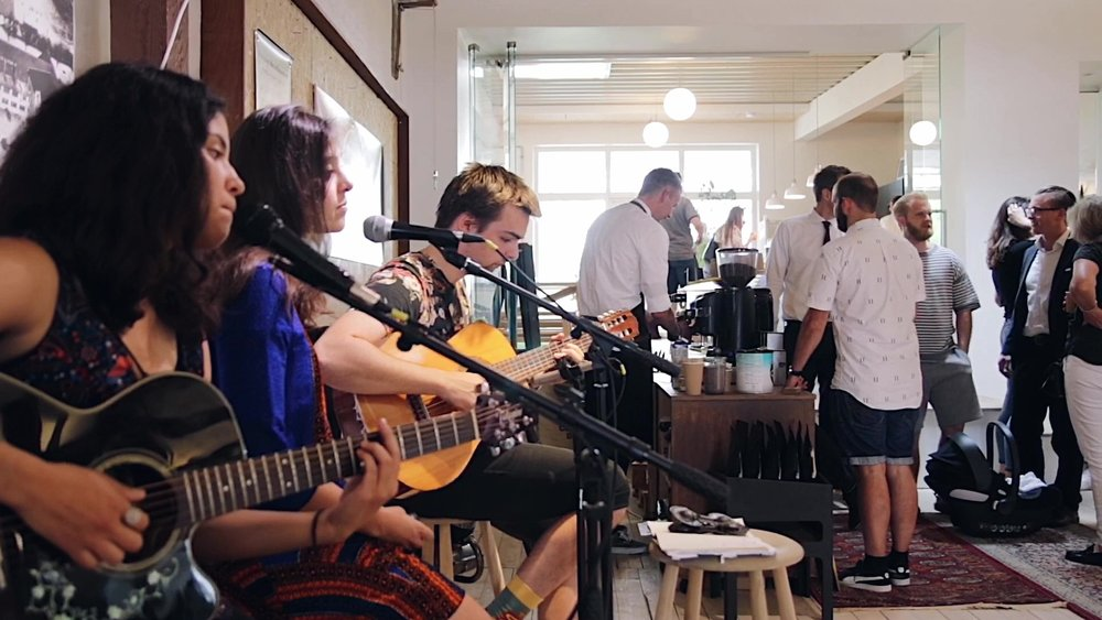O-Town Coffee - Live musik 2