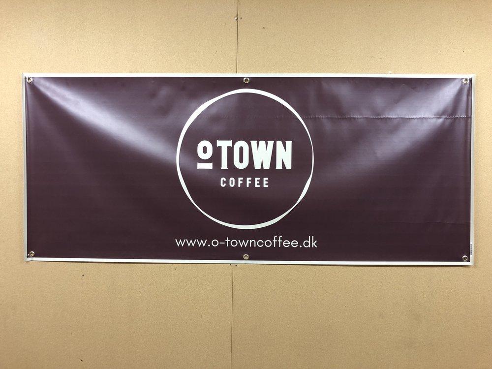 O-Town Coffee Virksomhedsbranding 4