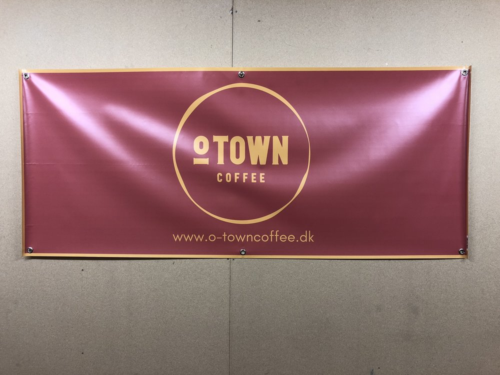 O-Town Coffee Virksomhedsbranding 7