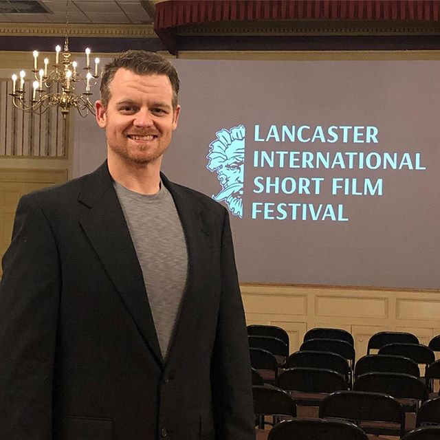 We loved sharing our film at the @lancshortfilmfest to a wonderful audience last night! We are thrilled to take the film on the road to other festivals around the country.  Director @writelikespence  Lead actress @leslu3  Music Composer @baybayrenee