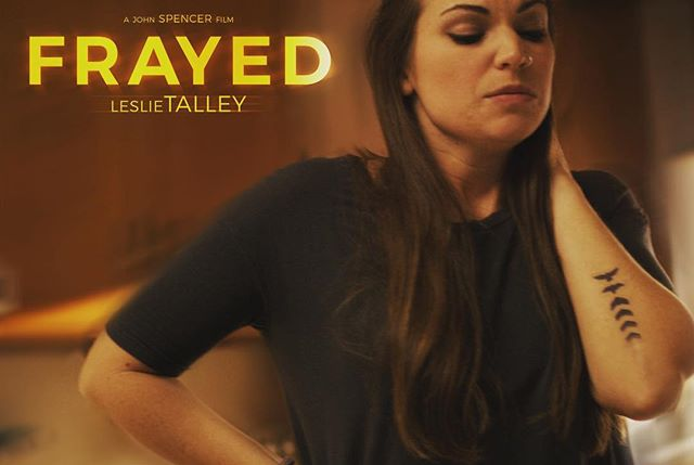 Under 2 weeks until we premiere 'Frayed' for it's first public audience!  #frayedpremiere #filmfestival #shortfilm #filmmaking