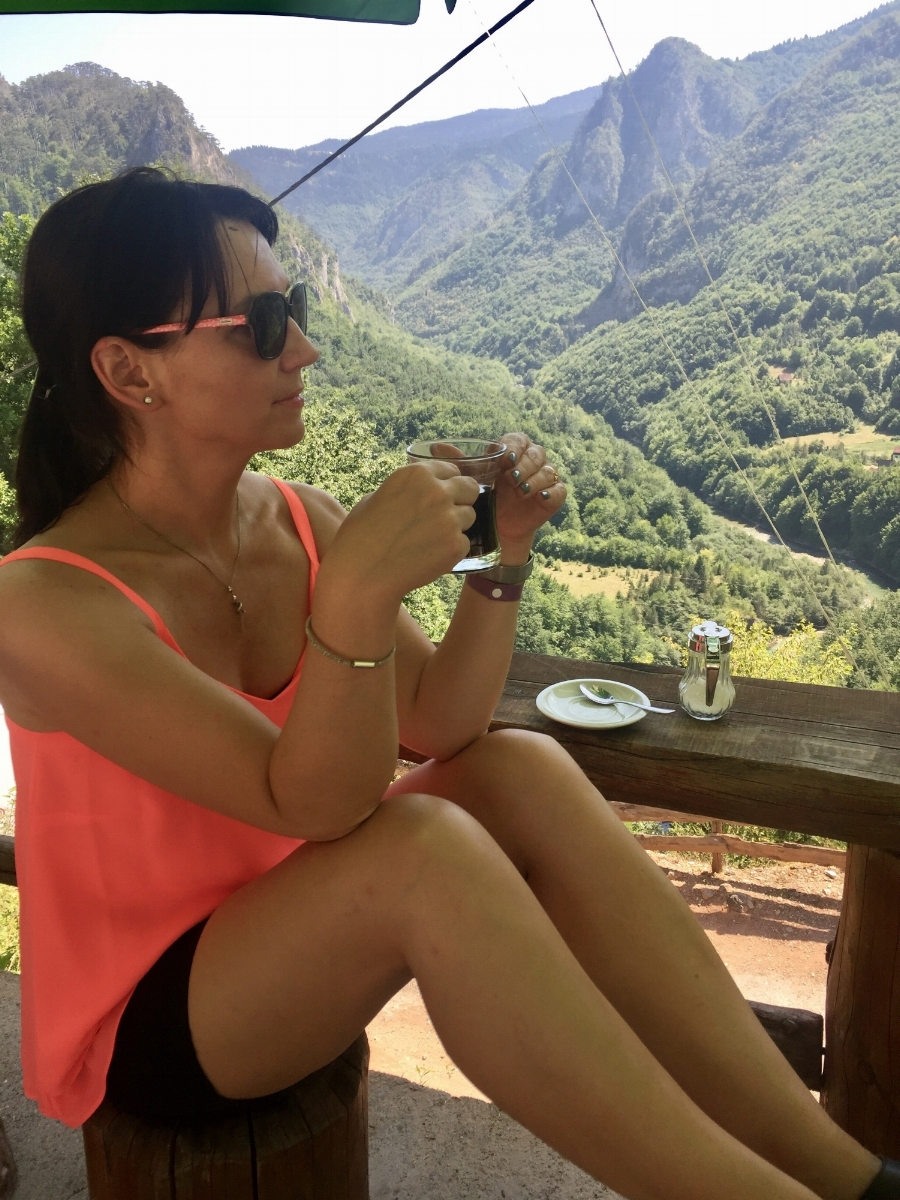 Celebrating Fifty in Montenegro