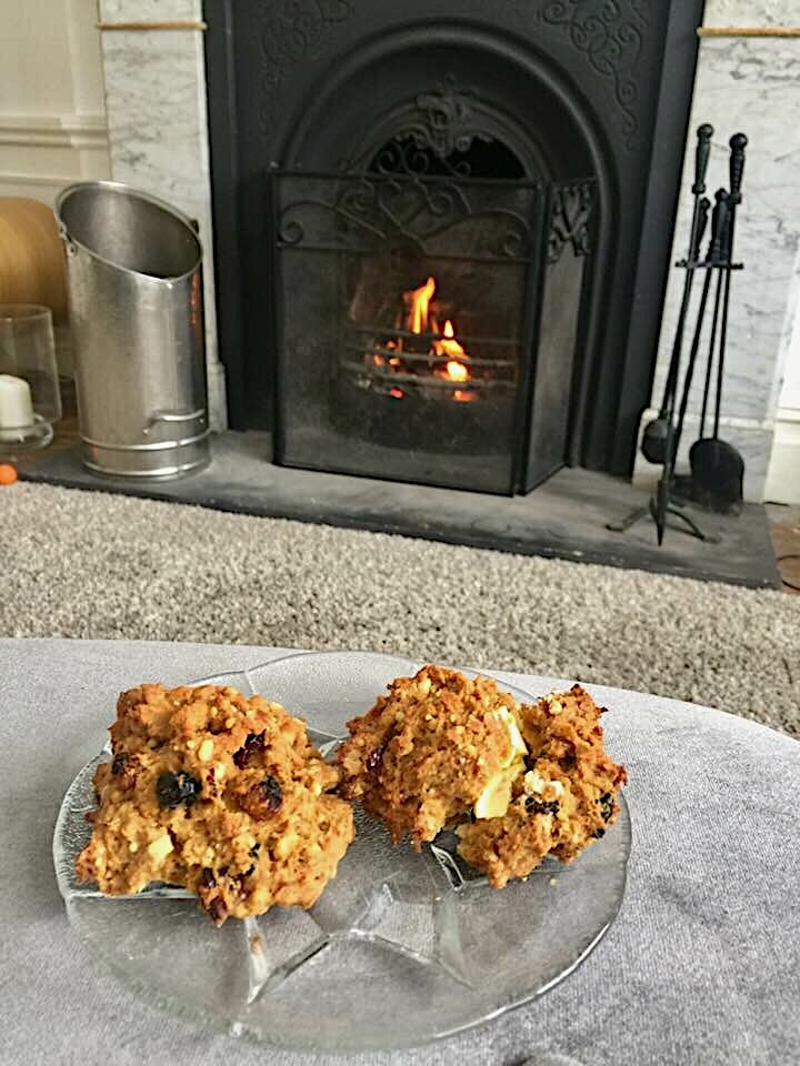 Fire and Scones