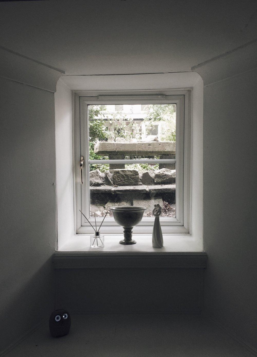 Minimal interiors small window