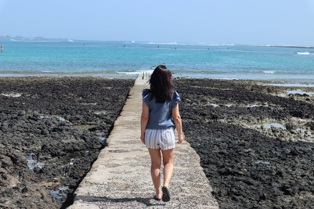Saying No and Walking Away Fuertaventura