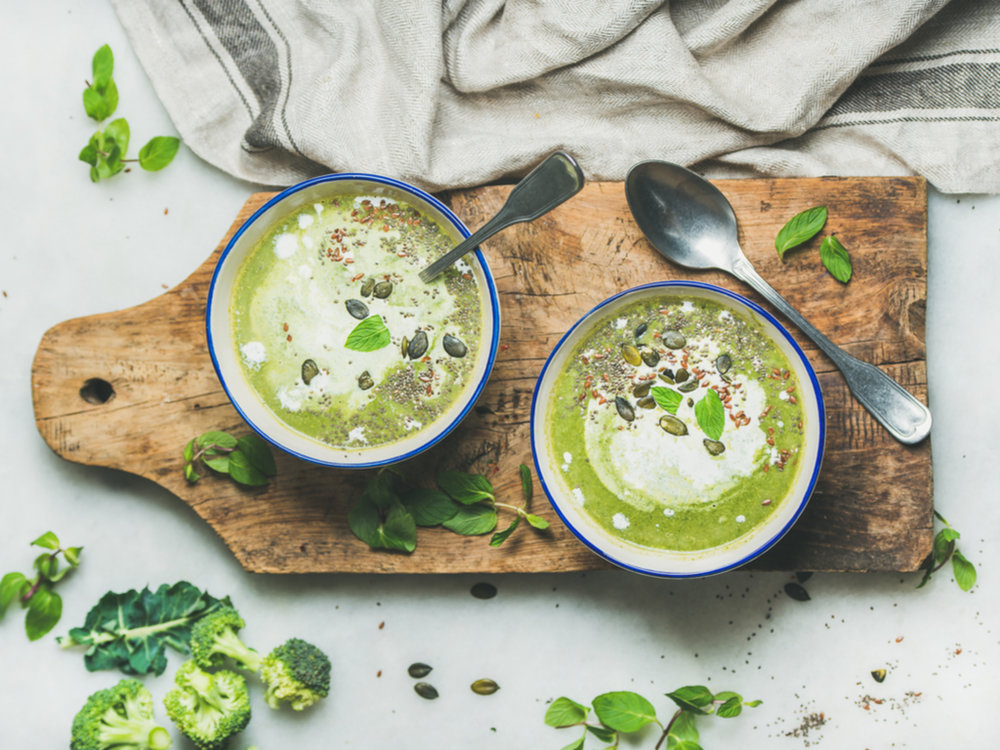 Scrumptious Soups -