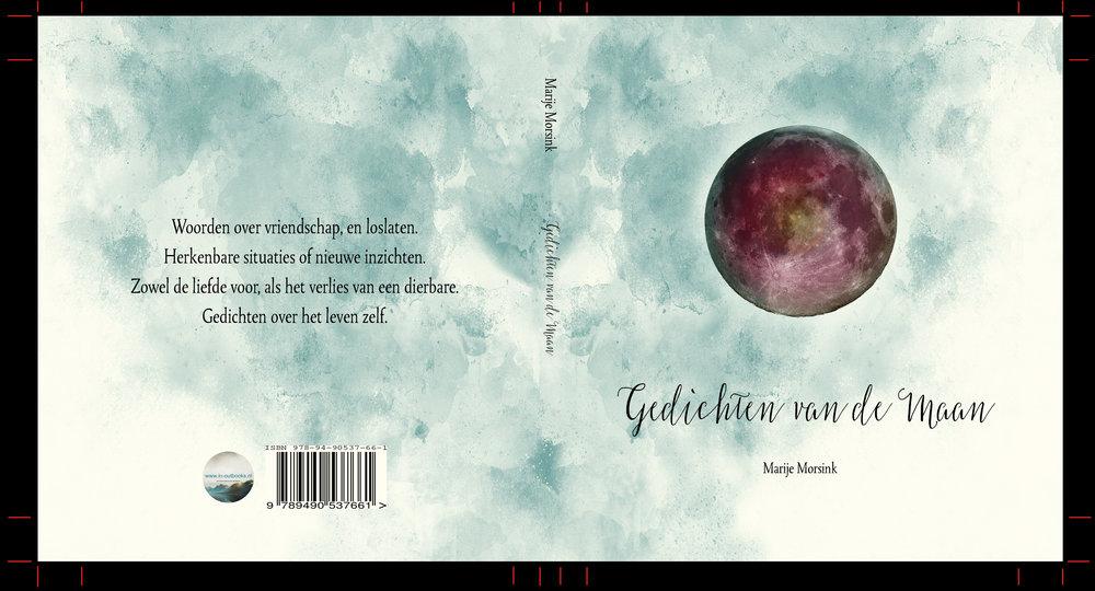 Gedichten van de Maan - Gedichtenbundel Marije Morsink