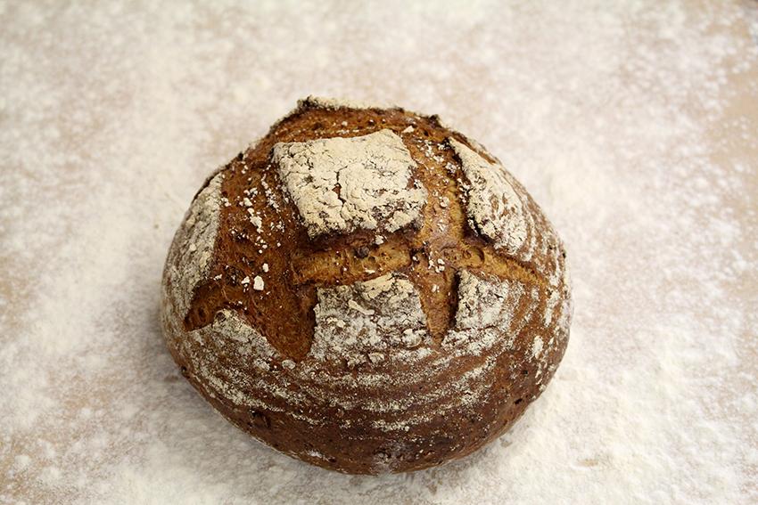 Cotswold Crunch sourdough -