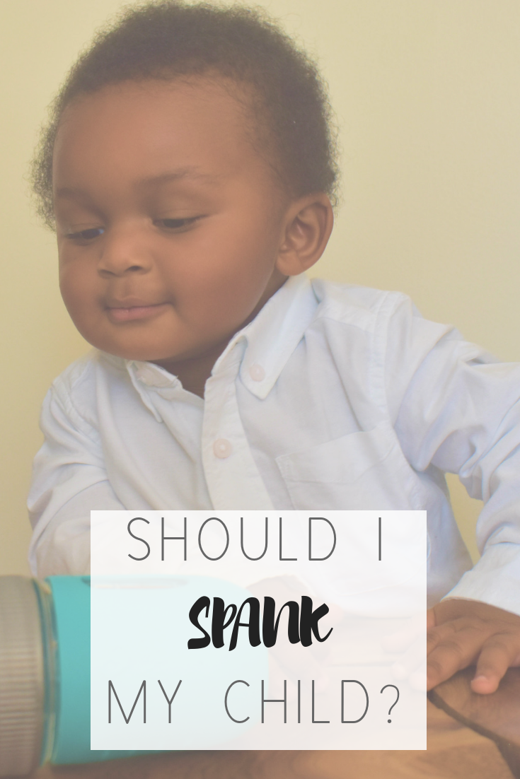 Should I spank my child because I was spanked? | Honeycomb Moms | LAUREN FLOYD / INFO@HONEYCOMBMOMS.COM