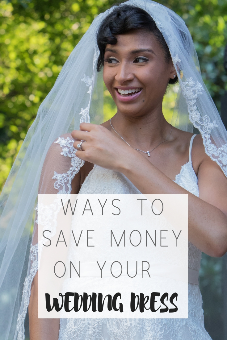 4 ways to save money on your wedding dress and beauty finds   Honeycomb Moms   My mom gifted me a beautiful new wedding dress, and I can't wait to pass it on to my daughter. But if your relatives haven't been as lucky, there are plenty of ways to save money on wedding dresses and other wedding day attire.   Credit: Corey Reese