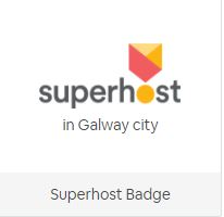 SUPER HOST STATUS WITH AIR BNB WITH OVER 370 REVIEWS