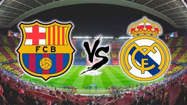 Come catch El Clásico today at Mi Tierra! @ 2:45 . . . . . . . #elclassico #spanishderby #realmadrid #fcbarcelona #halamadrid #halabarca #waltham #moodyst #eatlocal #foodie #futbol #messi #ronaldo #soccer