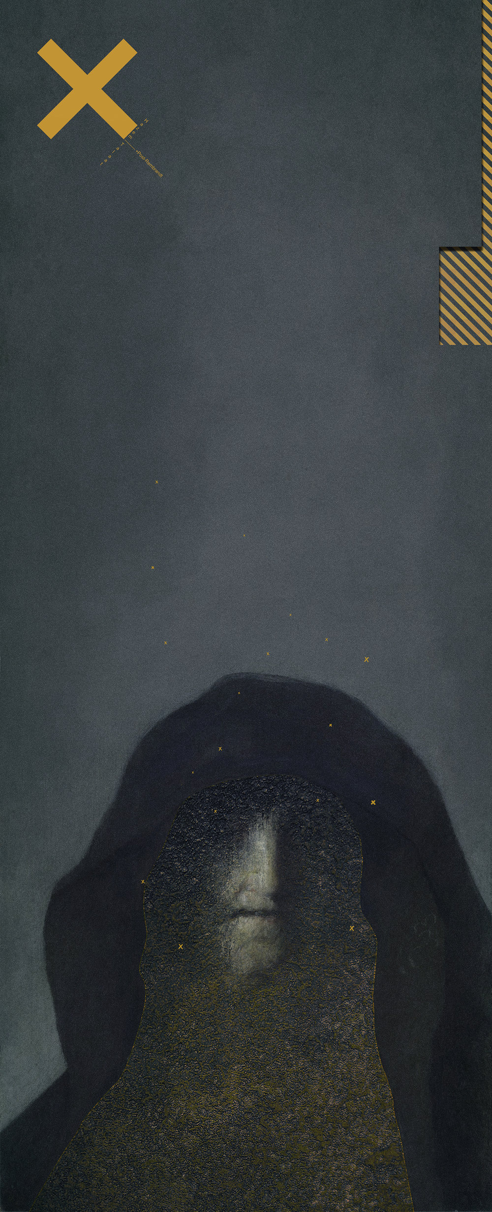 repainting rembrandt_ digital painting_ artist_hazem talaat