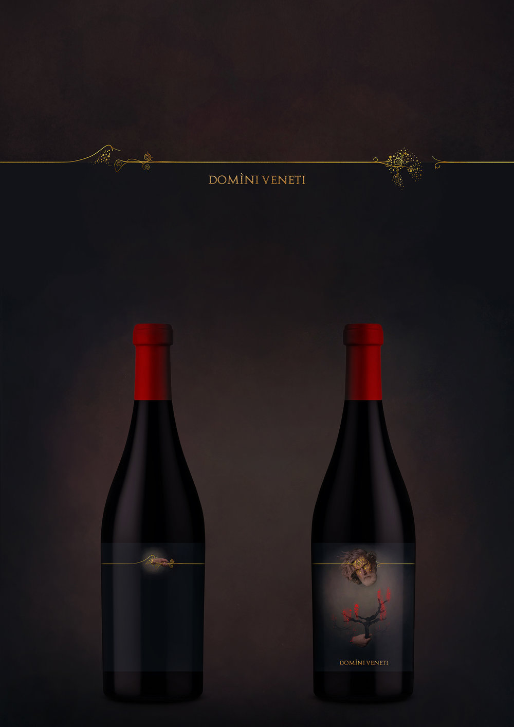 domini veneti_ wine_package_graphic_hazem talaat