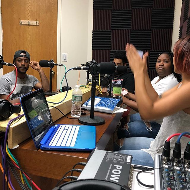 #longislandtea recording their #first ever #podcast @lipodcaststudio , what's your #excuse? . . . . #longisland #newyork #nassaucounty #suffolkcounty #hiphop #local #artist #localartists #studio #studiotime