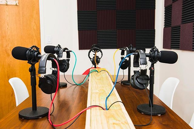 Start your podcast today #lipodcaststudio #mulchays
