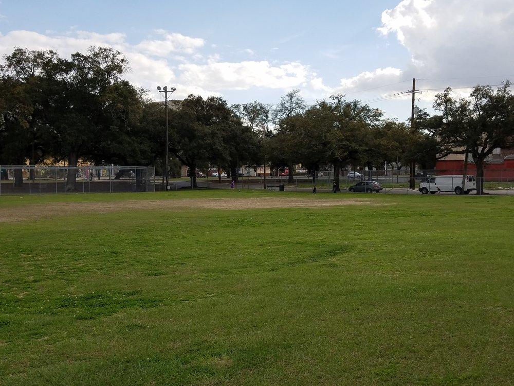 Comiskey Playground