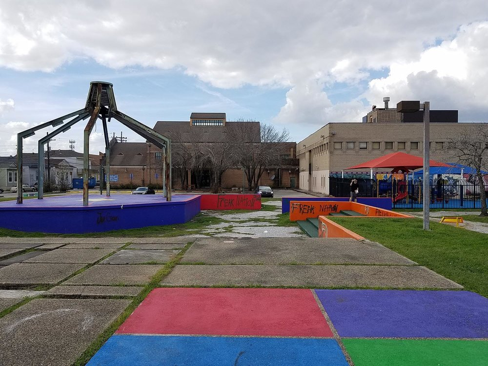Van McMurray Playground