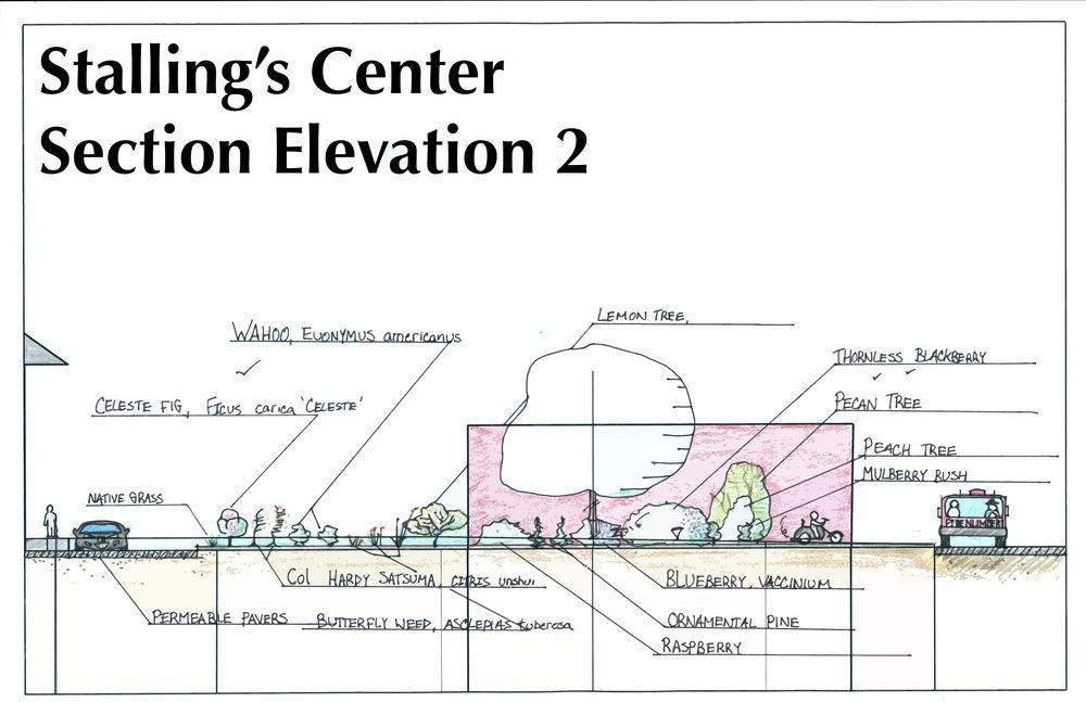 Stallings Center - Section