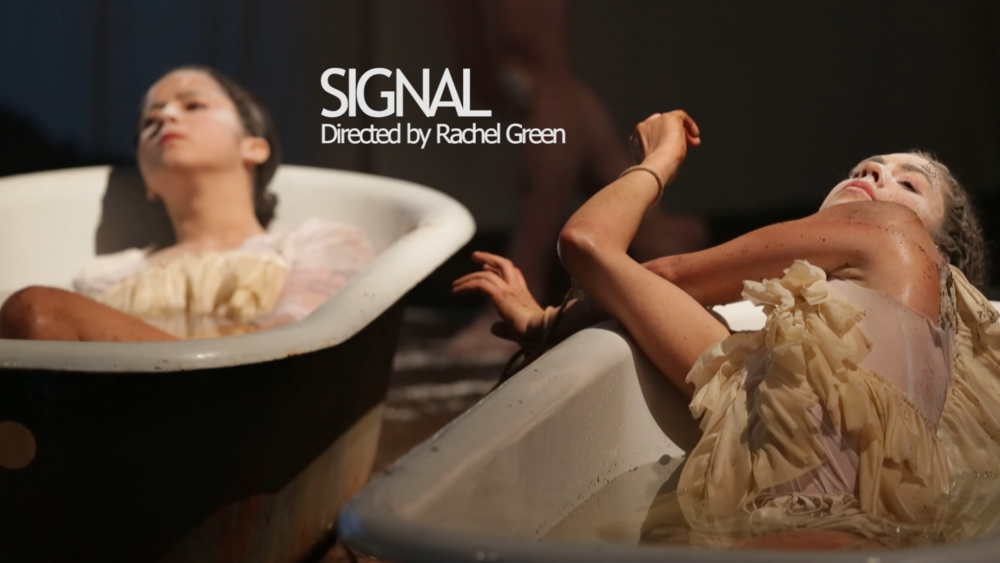 Rachel Green Signal (Theater / Album)