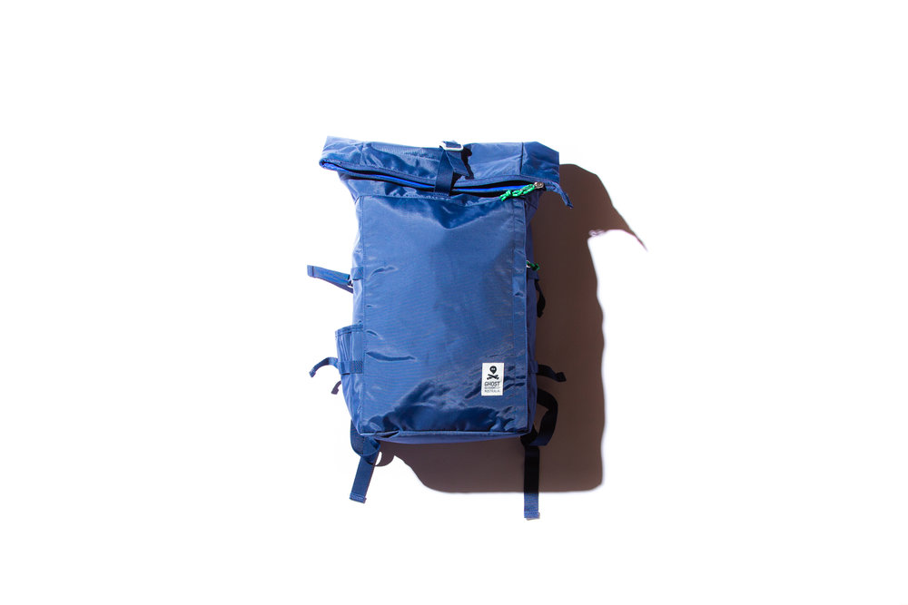 Ultimate Navy Rucksack by Ghost Outdoors