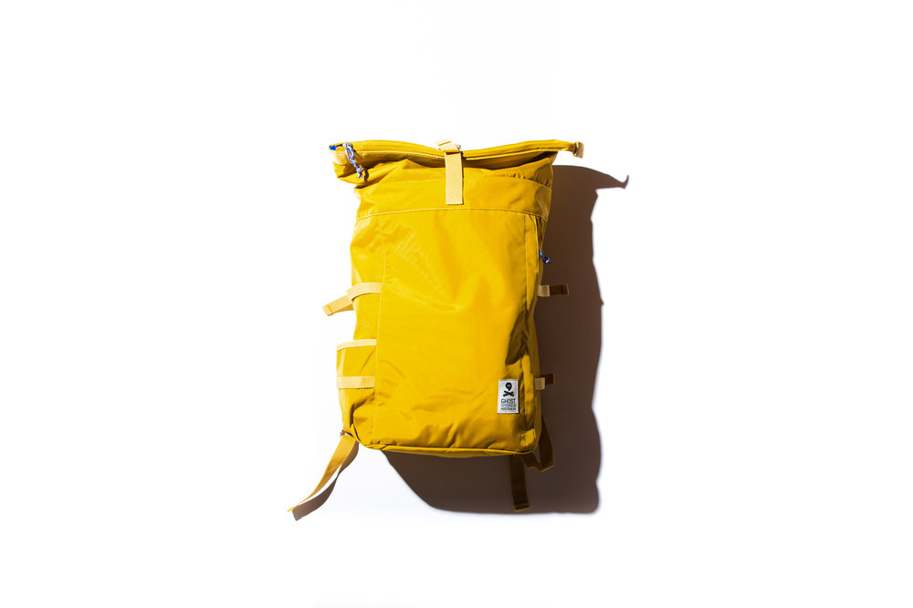 Ultimate Ochre Rucksack by Ghost Outdoors