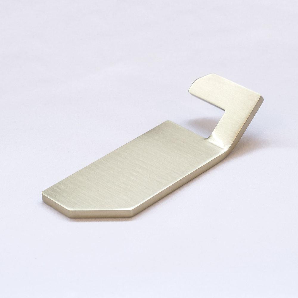 $48 - Gold Zinc Bottle Opener